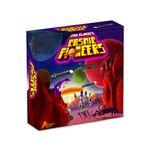 Board Game: Cosmic Pioneers