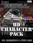 RPG Item: The Ultimate Vehicle (HD Character Pack)