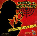 Board Game: Crime & Mystery: Bakerstreet Files