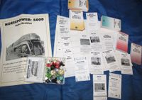 Board Game: Horsepower: 5000  Deluxe Set 1 – Northern Iron