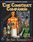 RPG Item: Monster Menagerie: The Construct Companion