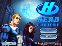 Video Game: Hero Project