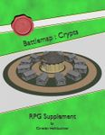 RPG Item: Battlemap: Crypts