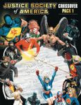 Board Game: DC Comics Deck-Building Game: Crossover Pack 1 – Justice Society of America