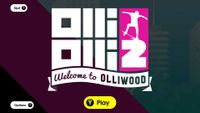 Video Game: OlliOlli2: Welcome to Olliwood