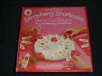 Board Game: Strawberry Shortcake Berry-Go-Round