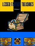 RPG Item: Lesser Fantasy Treasures Volume 1