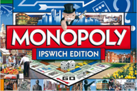 Board Game: Monopoly: Ipswich Edition
