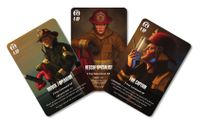 Board Game: Flash Point: Fire Rescue