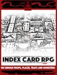 RPG Item: Index Card RPG Volume 1