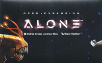 Board Game: Alone: Deep Expansion