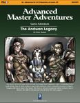 RPG Item: The Andwan Legacy (OSRIC)