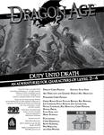RPG Item: Duty Unto Death