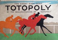 Board Game: Totopoly