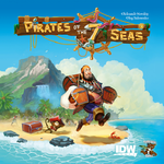 Board Game: Pirates of the 7 Seas