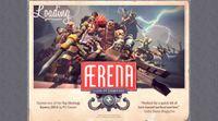 Video Game: ÆRENA - Clash of Champions