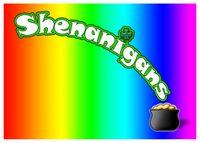 Board Game: Shenanigans