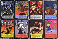Board Game: Sentinels of the Multiverse: Dark Watch Promo Pack