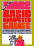 Video Game Compilation: More BASIC Computer Games
