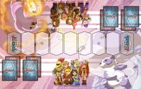 Board Game Accessory: BattleCON: Playmat
