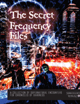 RPG Item: The Secret Frequency Files