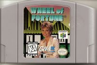 Video Game: Wheel of Fortune (1997 / N64)