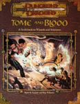 RPG Item: Tome and Blood: A Guidebook to Wizards and Sorcerers