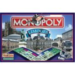 Board Game: Monopoly: Limoges