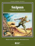 Board Game: Saipan: Conquest of the Marianas
