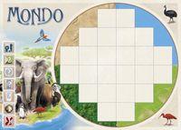 Board Game: Mondo