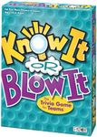 Board Game: Know It or Blow It