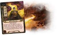 Board Game: The Lord of the Rings: The Card Game – Mount Gundabad