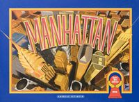 Board Game: Manhattan
