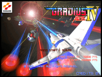 Video Game: Gradius IV Fukkatsu