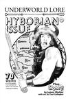 Issue: Underworld Lore (Issue 3 - Feb 2014)