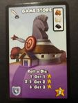 Board Game: Dice City: Game Store