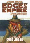 RPG Item: Edge of the Empire Specialization Deck: Smuggler Gunslinger