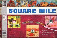 Board Game: Square Mile