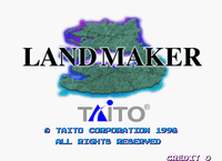 Video Game: Land Maker