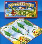 Board Game: Crazy Crocodiles