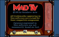 Video Game: Mad TV