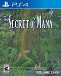 Video Game: Secret of Mana (2018)