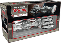 Board Game: Star Wars: X-Wing Miniatures Game – Tantive IV Expansion Pack