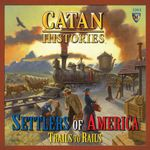Board Game: Catan Histories: Settlers of America – Trails to Rails