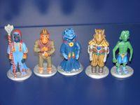 Board Game Accessory: Die Sternenfahrer von Catan: Die Fürsten der Völker