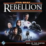 Board Game: Star Wars: Rebellion – Rise of the Empire