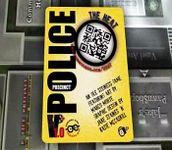 Board Game: Police Precinct: The Heat