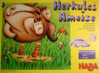Board Game: Herkules Ameise