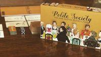 Board Game: Polite Society: The Jane Austen Board Game