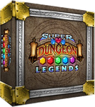 Board Game: Super Dungeon: Legends
